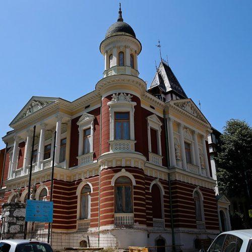 Zgrada Olimpijskog muzeja u Sarajevu mogla bi biti otvorena do kraja godine