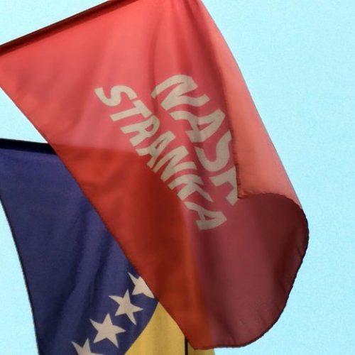 Naša stranka osuđuje paradiplomatske aktivnosti Milorada Dodika