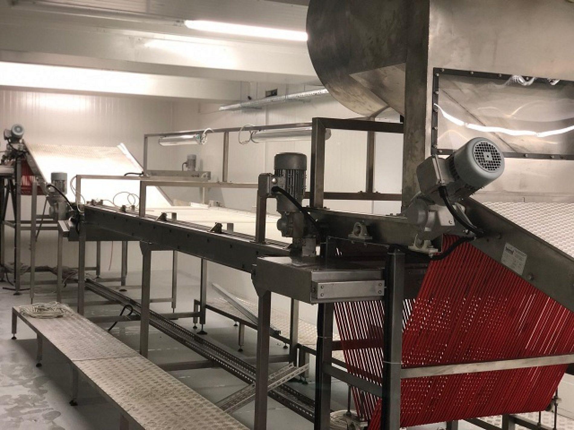 U Cazinu počinje s radom fabrika s najmodernijom tehnologijom za skladištenje voća