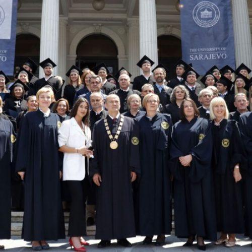 Bosna i Hercegovina bogatija za 45 doktora nauka i umjetnosti (VIDEO)