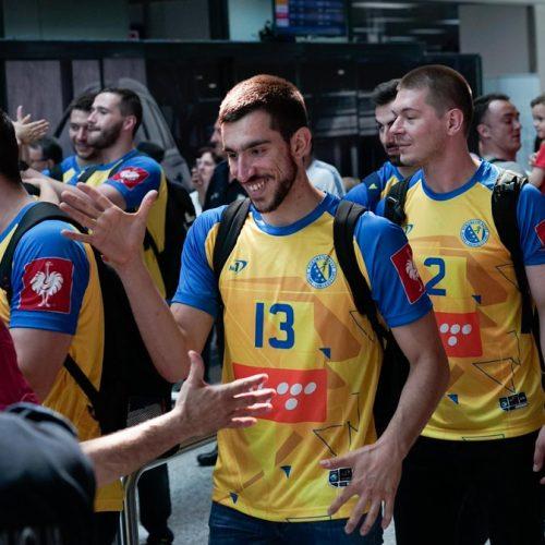 Rukometaši Bosne i Hercegovine stigli u Sarajevo
