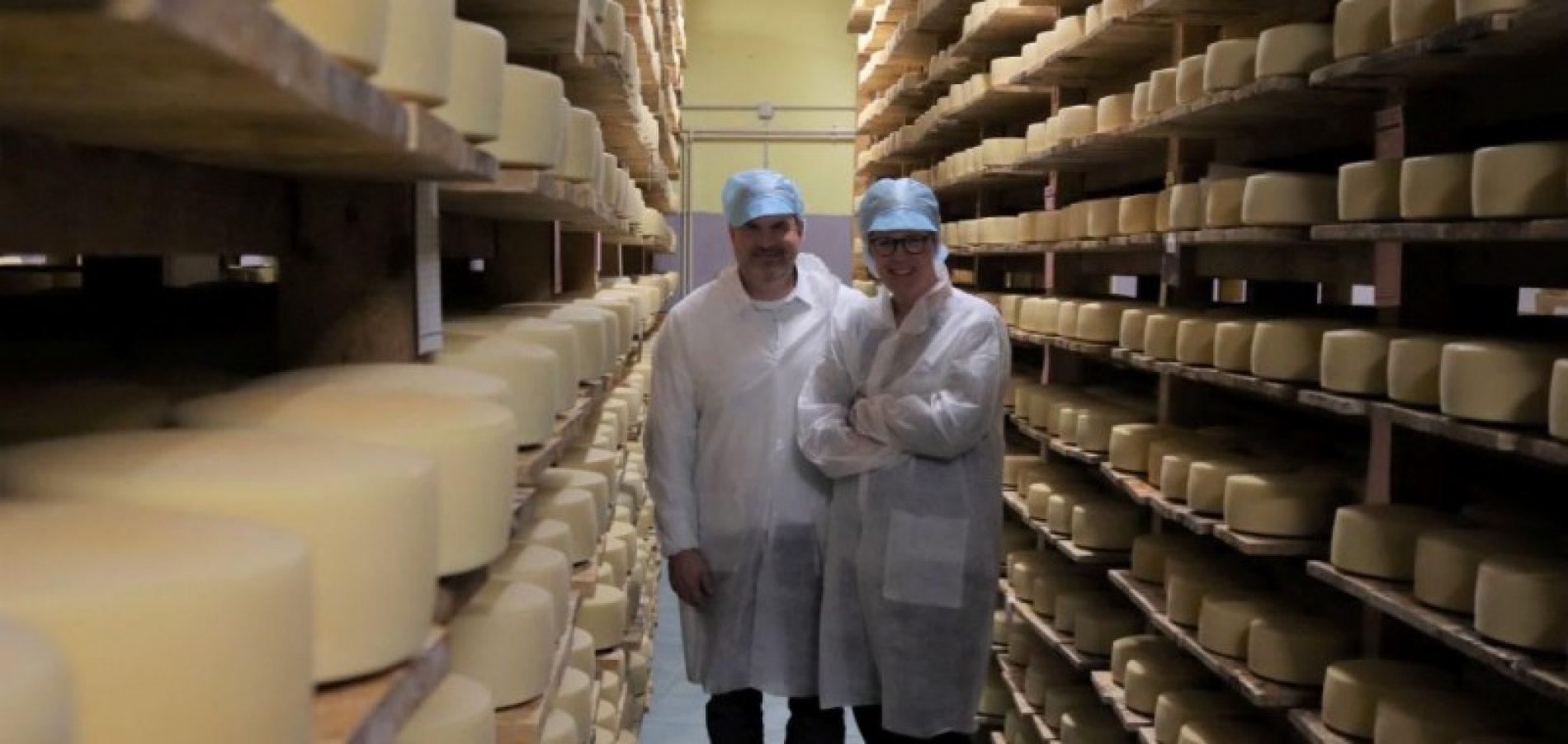 Godišnje izvezemo 79 000 tona mliječnih proizvoda – 22 000 tona više nego što uvezemo