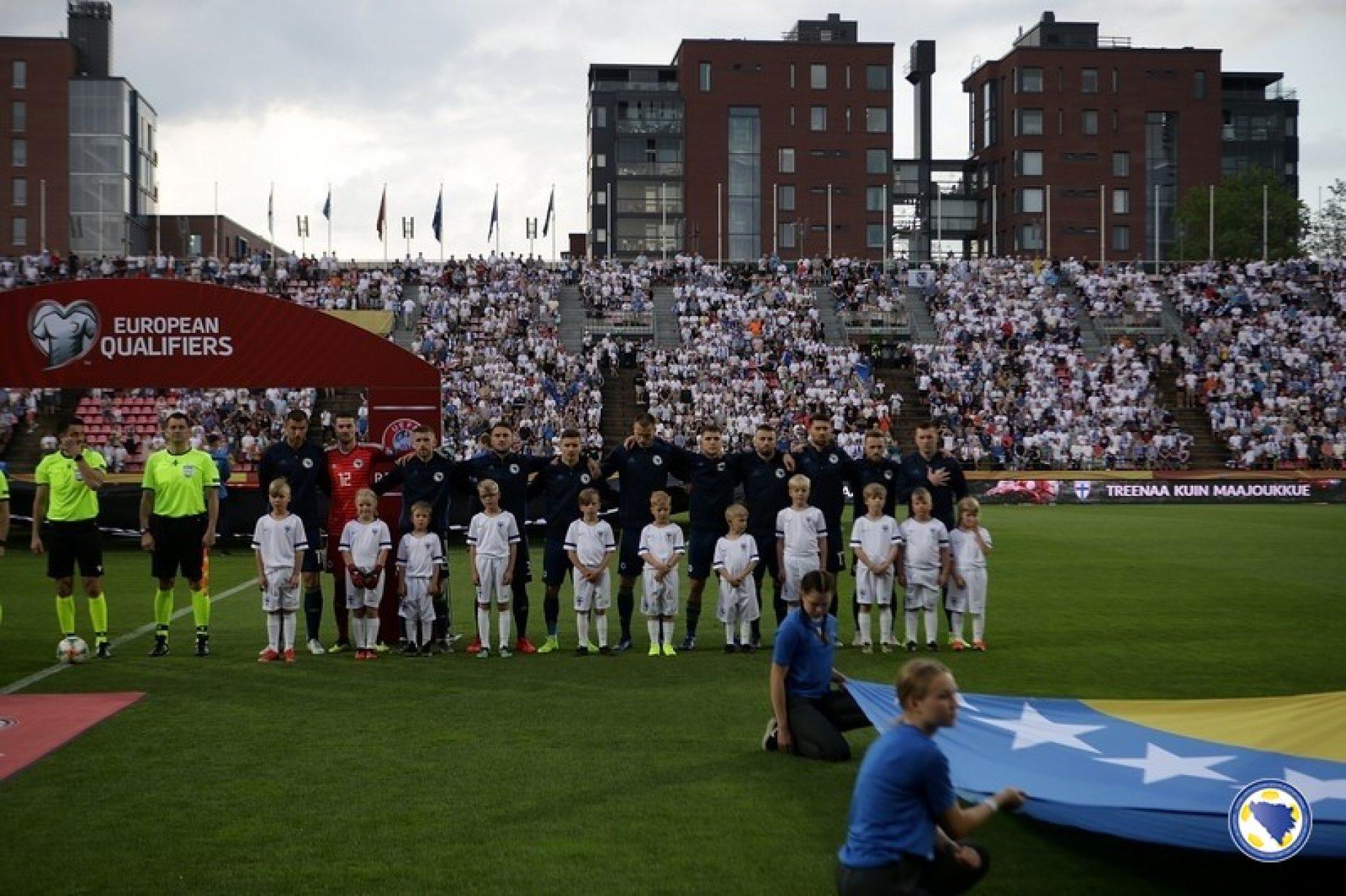 Bešić: Moramo pobijediti Italiju da se iskupimo za današnji poraz