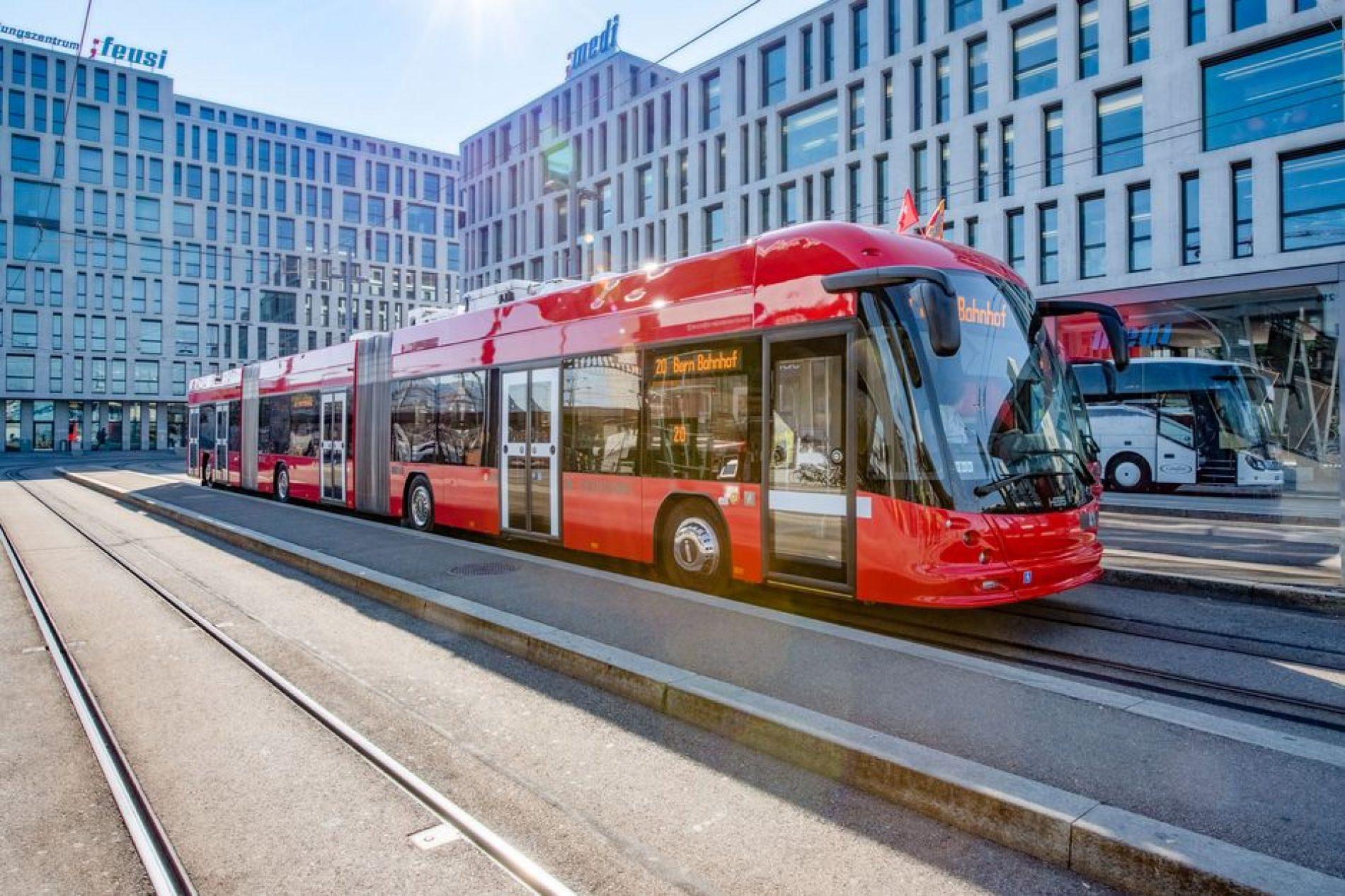 Uskoro novi trolejbusi i linija za Vogošću