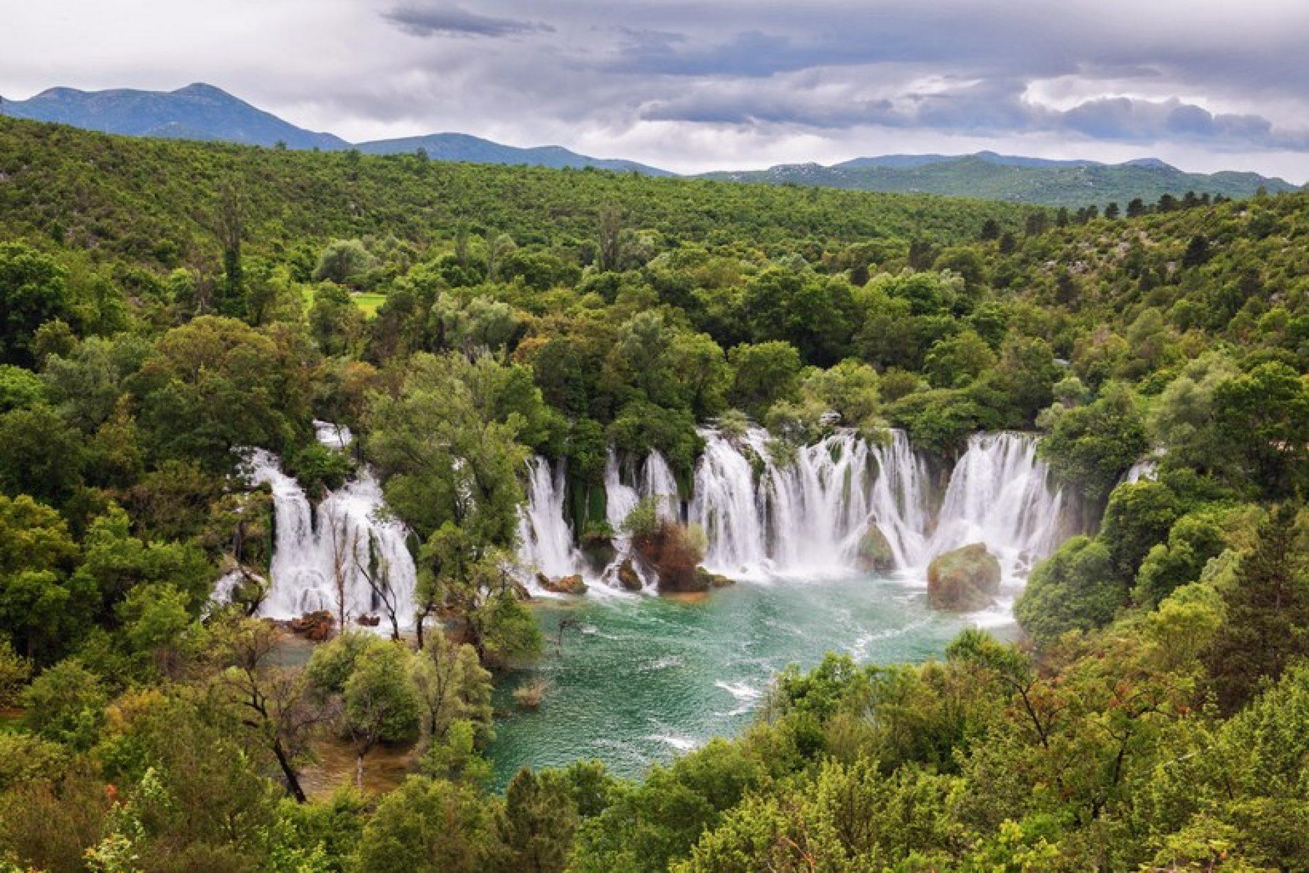 Vodopad Kravica u našoj zemlji među 20 najljepših mjesta u Evropi