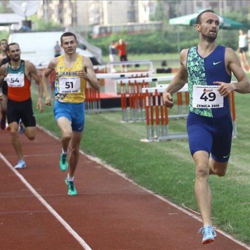 Zenica: Amel Tuka najbrži na 800 metara