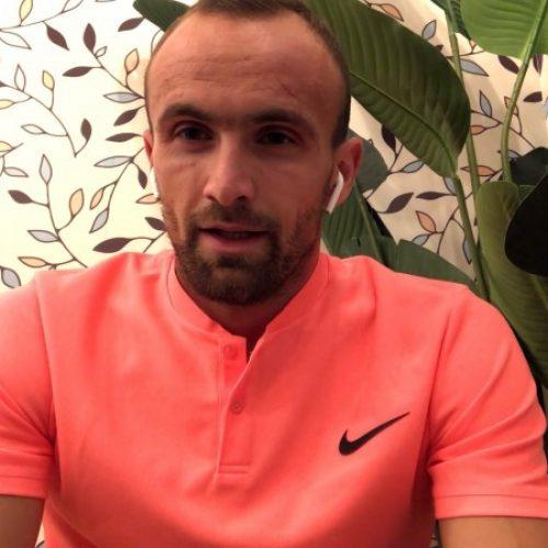 Tuka: Konkurencija je teška, ali želim uživati u sutrašnjoj trci (Video)