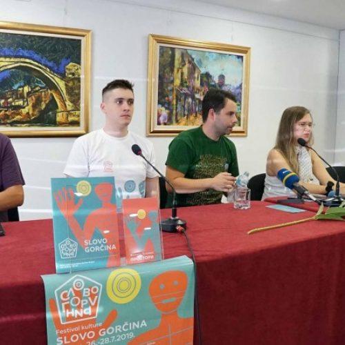 Najavljen bogat program ovogodišnjeg Festivala kulture Slovo Gorčina (VIDEO)