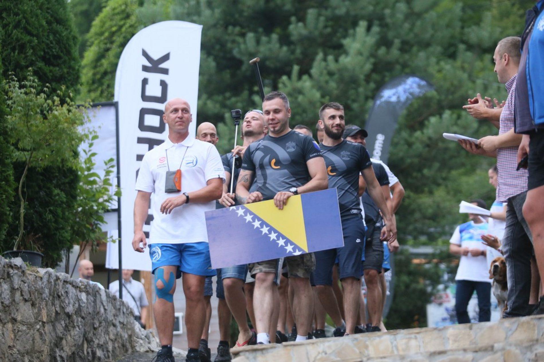 Banjaluka: Otvoreno Evropsko prvenstvo u raftingu