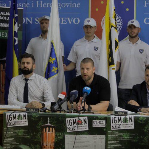 'Odbrana BiH – Igman 2019': Evociranje uspomena i sjećanje na teške godine borbe