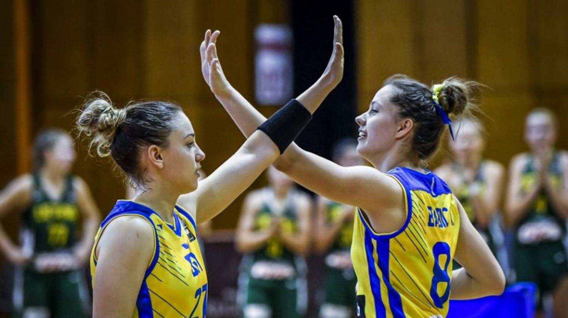 EP za juniorke: Zmajice u Skenderiji savladale Litvaniju