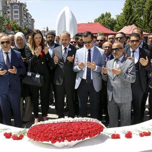 U Ankari obilježena 24. godišnjica genocida u Srebrenici