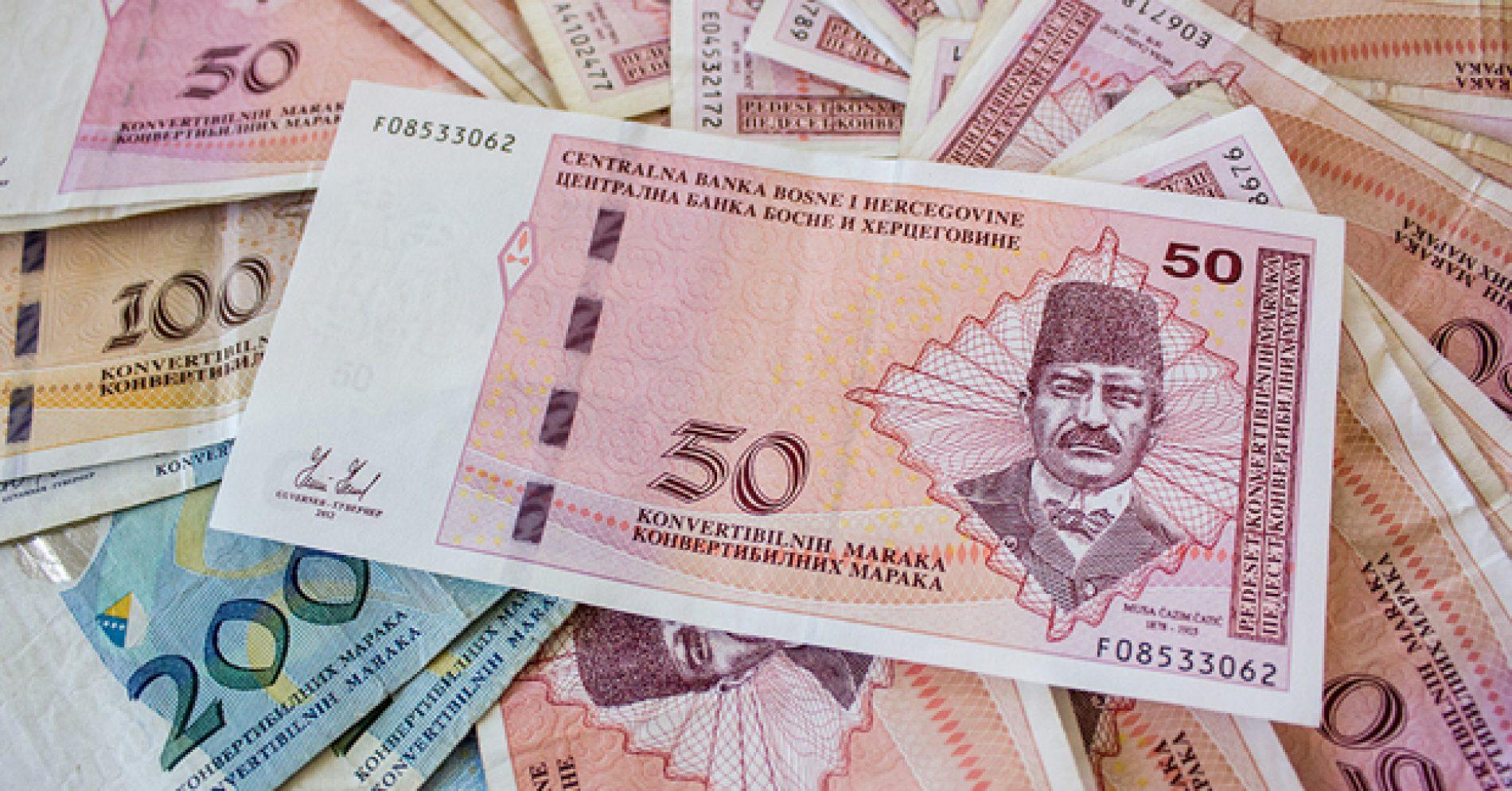 Nezaustavljiv rast plaća u FBiH – 938 BAM prosjek za mjesec maj