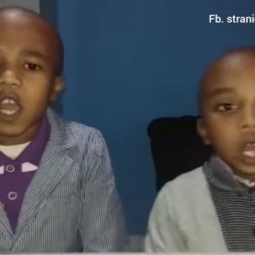 Dječaci s Madagaskara pjevaju o Bosni (VIDEO)