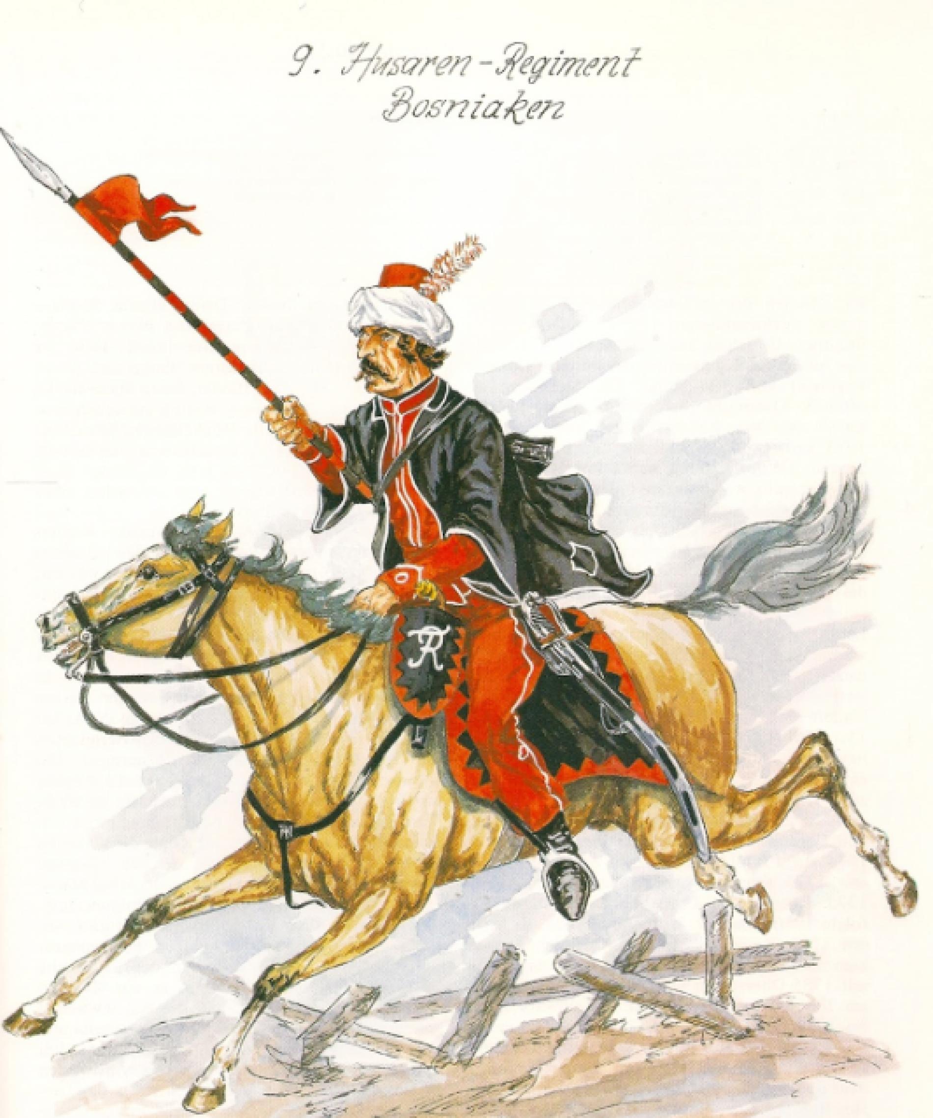 Bošnjaci – elitna formacija u vojskama Poljske, Pruske, Holandije i Danske