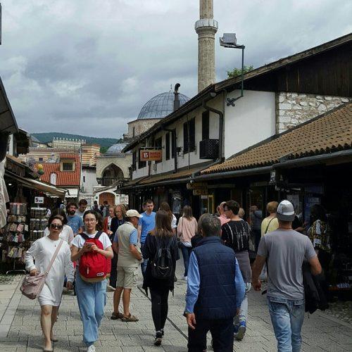 U prvih 5 mjeseci preko pola miliona turista: 7,8 posto više nego u istom periodu lani