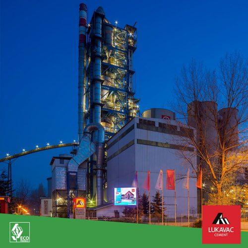 Fabrika cementa Lukavac uložila više od 120 miliona eura u modernizaciju