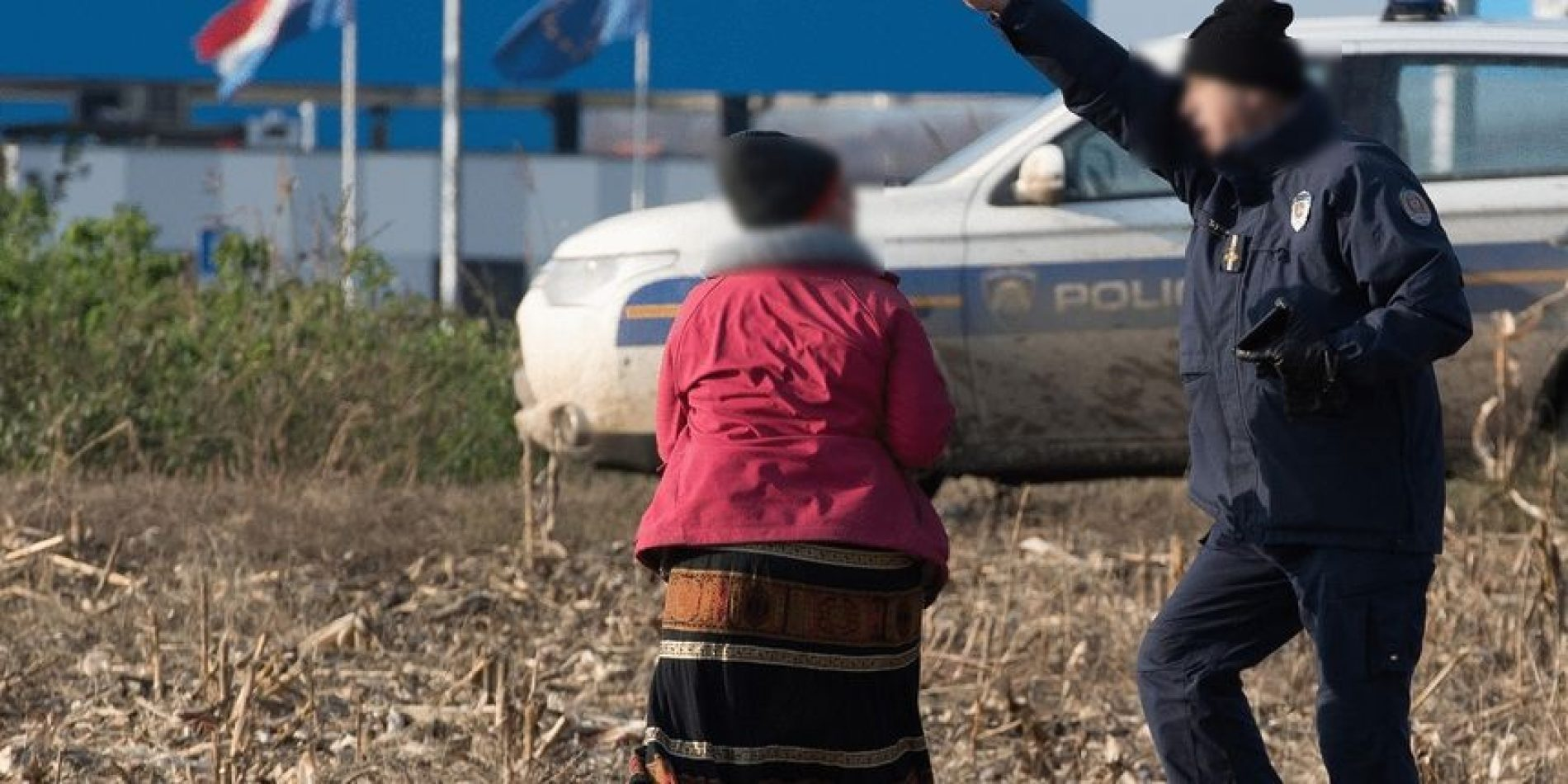 HRW poziva RH da prestane vraćati migrante i azilante u Bosnu i Hercegovinu