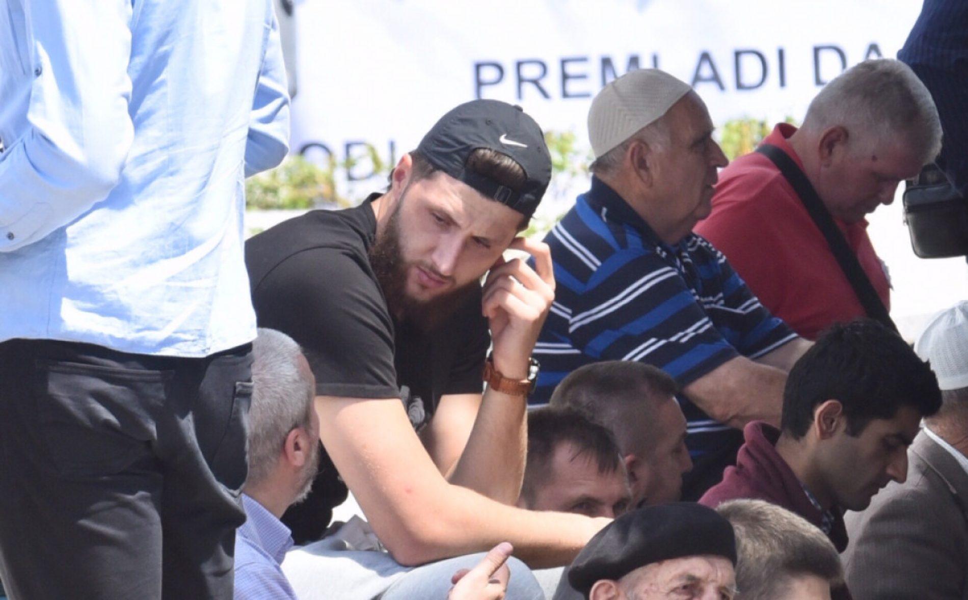 Jusuf Nurkić doputovao u Srebrenicu da oda počast žrtvama genocida