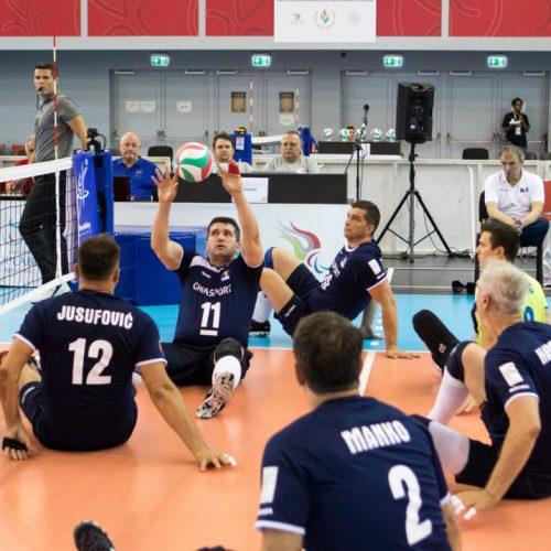 Naši odbojkaši u finalu Evropskog prvenstva!