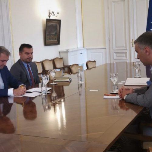 Ambasador RH na raportu u bosanskom Predsjedništvu