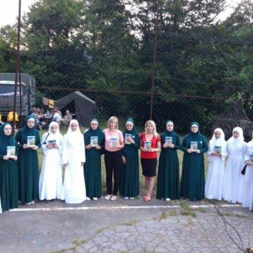 Najmlađi Srebreničani pišu koliko vole Srebrenicu, svoj jezik i Bosnu