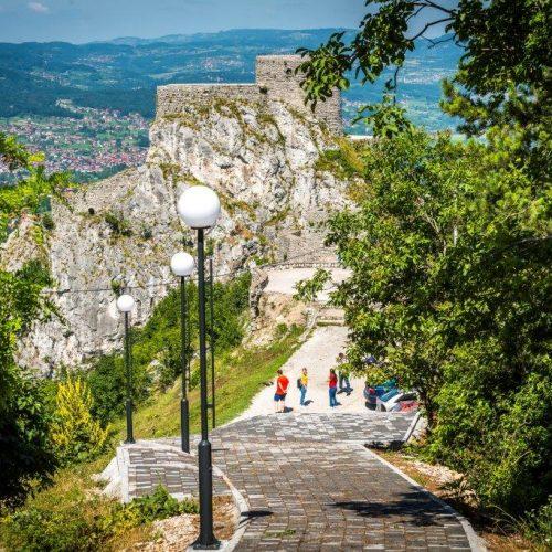 Kraljevski grad Srebrenik nezaobilazna destinacija zaljubljenika u historiju srednjovjekovne Bosne