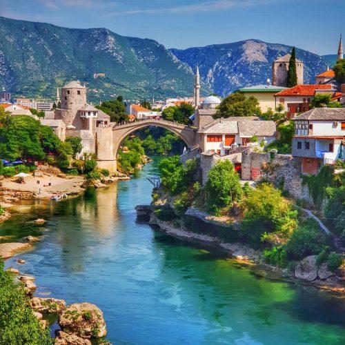 Mostar: Prije 15 godina svečano otvoren obnovljeni Stari most