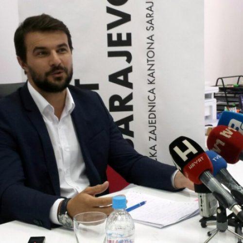 Muzur: U Sarajevu popunjeno oko 90 posto smještajnog kapaciteta