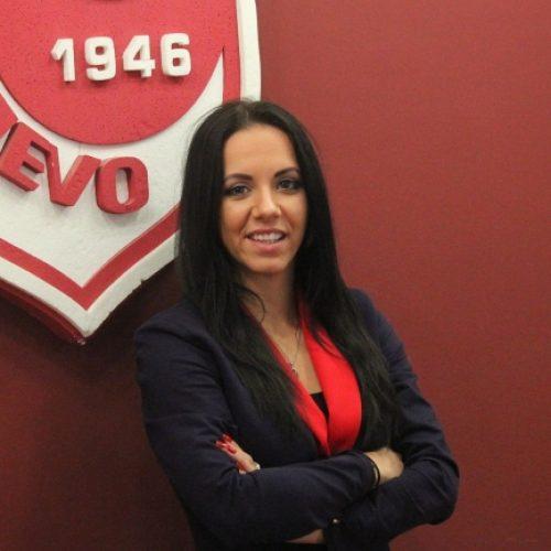 Direktorica FK Sarajevo dobitnica međunarodnog priznanja Leaders Under 40
