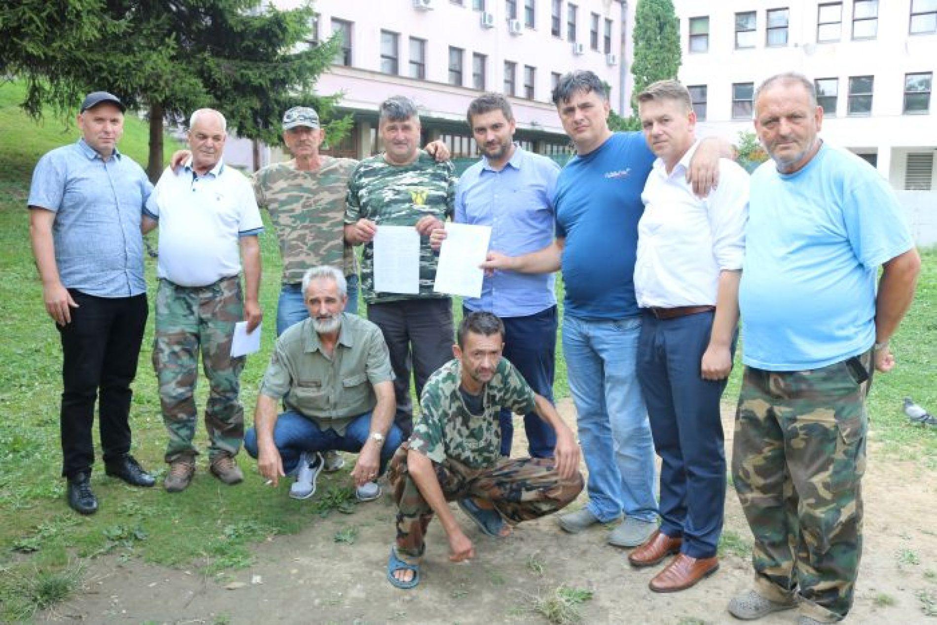 Nakon skoro dvije godine rasformiran Kamp demobilisanih boraca