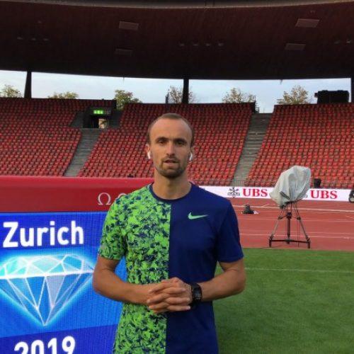 Tuka večeras nastupa u finalu Dijamantske lige u Zürichu