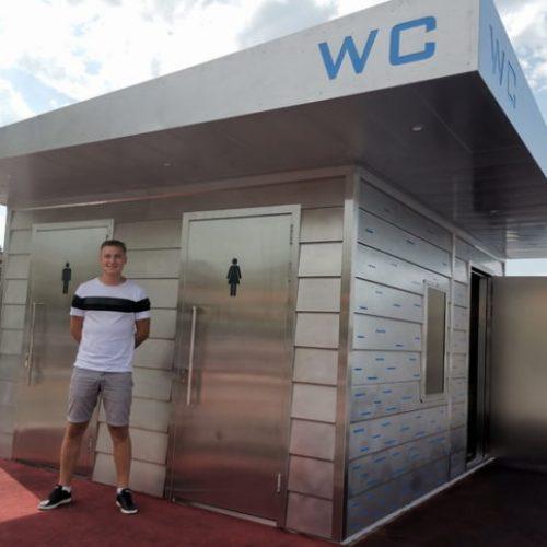 'Cromex-ove' toalete prva kupila općina Cazin