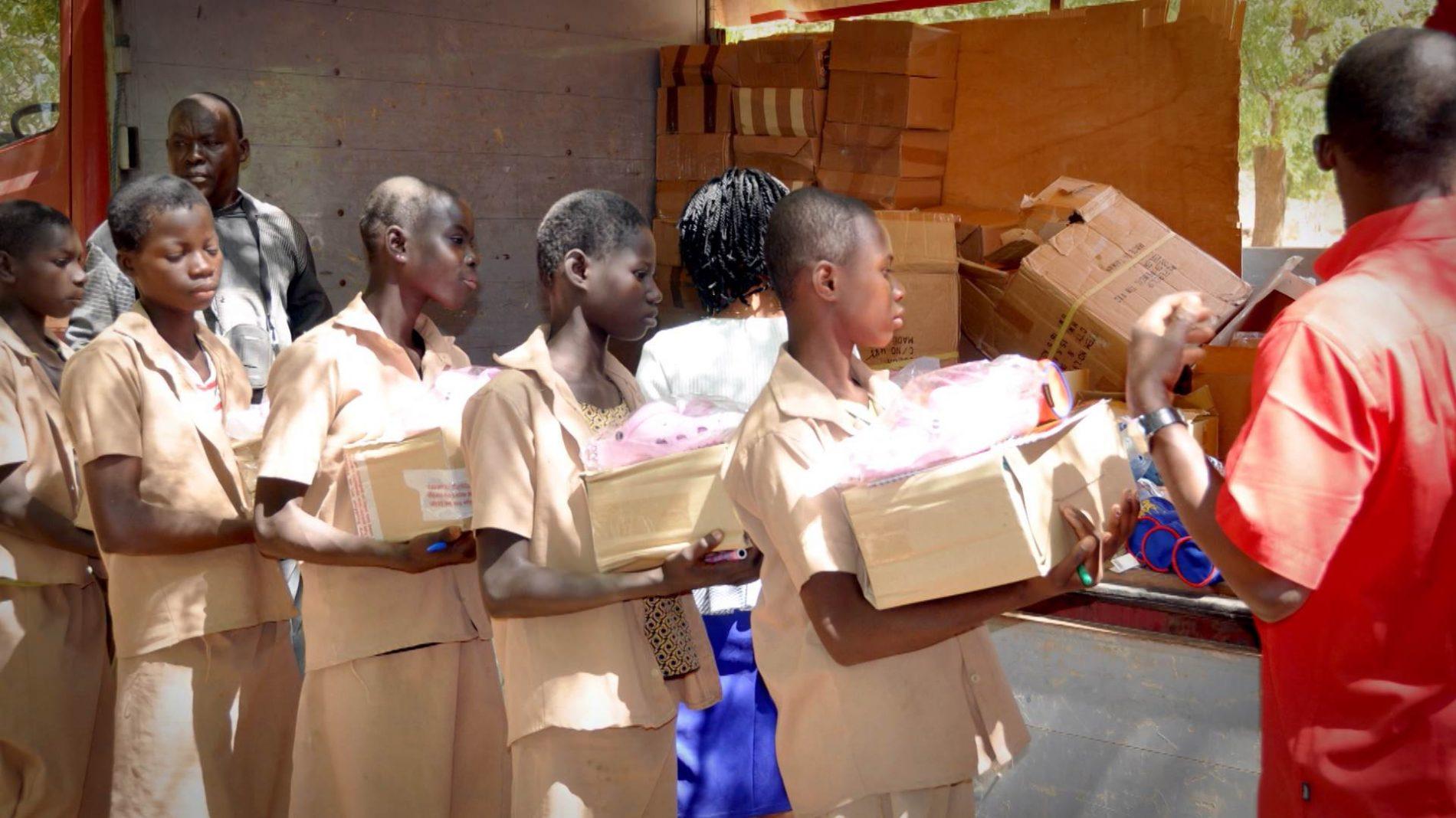 Humanitarci iz naše zemlje pomažu u školovanju mališana u Burkini Faso
