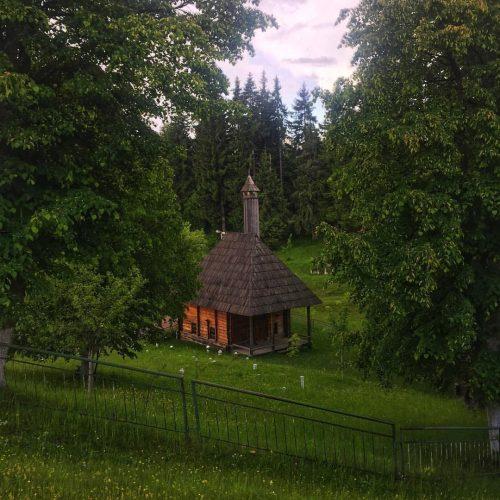 Drvena džamija na planini Zvijezdi