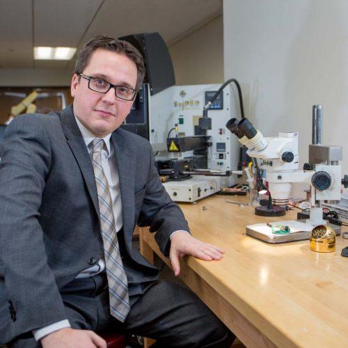 Ervin Sejdić: Izumili smo uređaj za otkrivanje THC-a u dahu