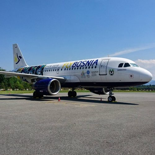 FLYBOSNIA povezala Napulj sa Mostarom