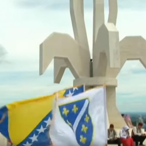 """Gradačac: Održana manifestacija """"Dova za domovinu"""""""