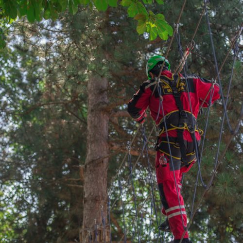 "Centar ""Safet Zajko"": Otvoren prvi adrenalin park u glavnom gradu"