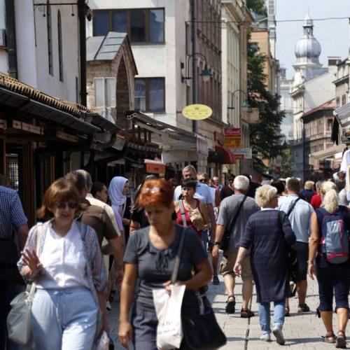 """Sarajevom i SFF-om oduševljeni brojni turisti iz cijelog svijeta: """"Ovo je lijep grad i zemlja"""""""