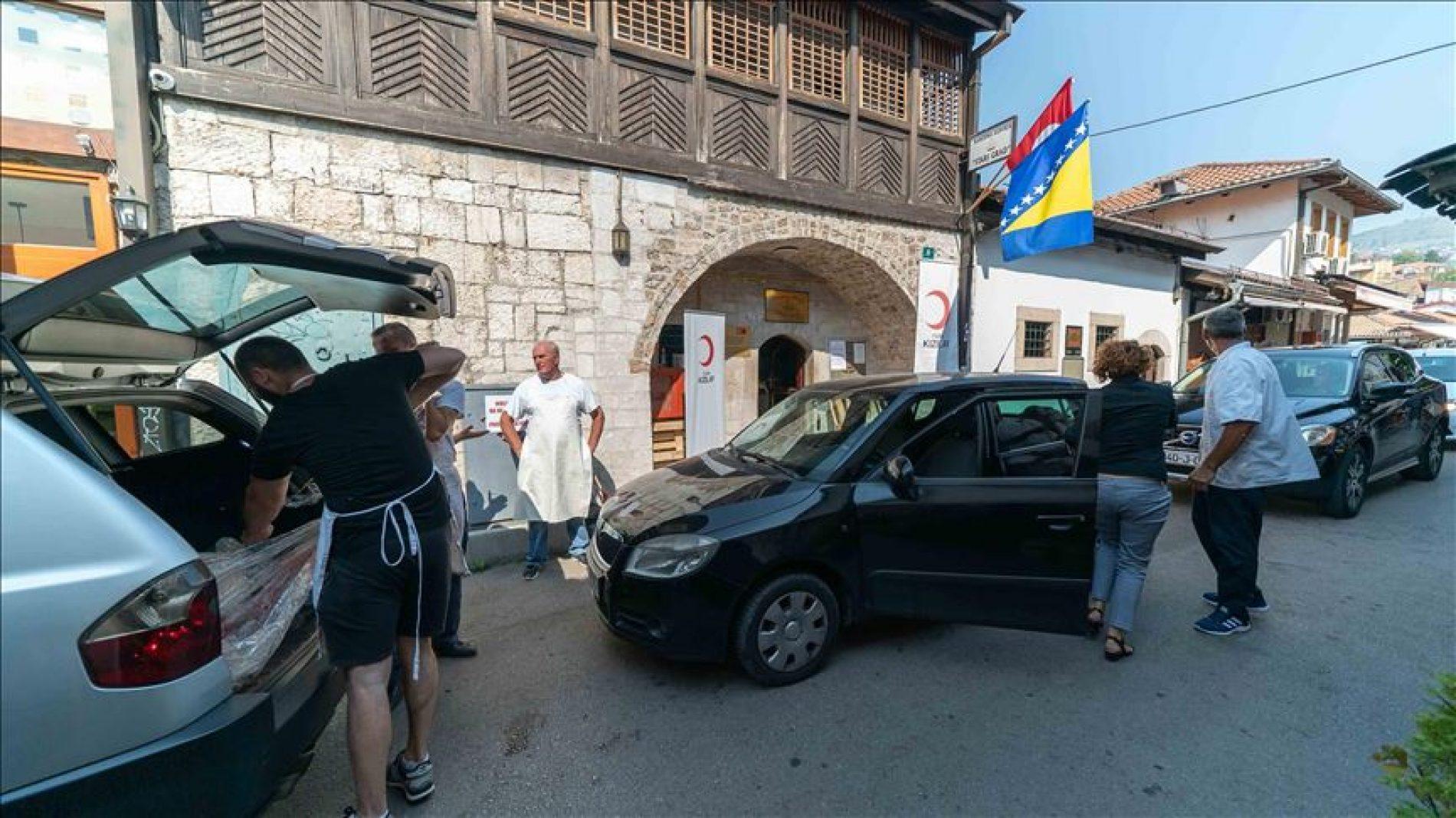 Veliki broj građana Sarajeva kurbane donirao Narodnoj kuhinji Stari Grad
