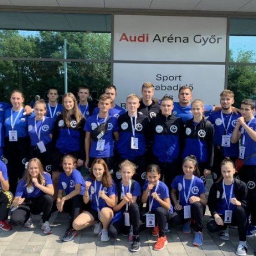 Naši mladi kickboxeri osvojili 14 medalja na EP-u u Mađarskoj