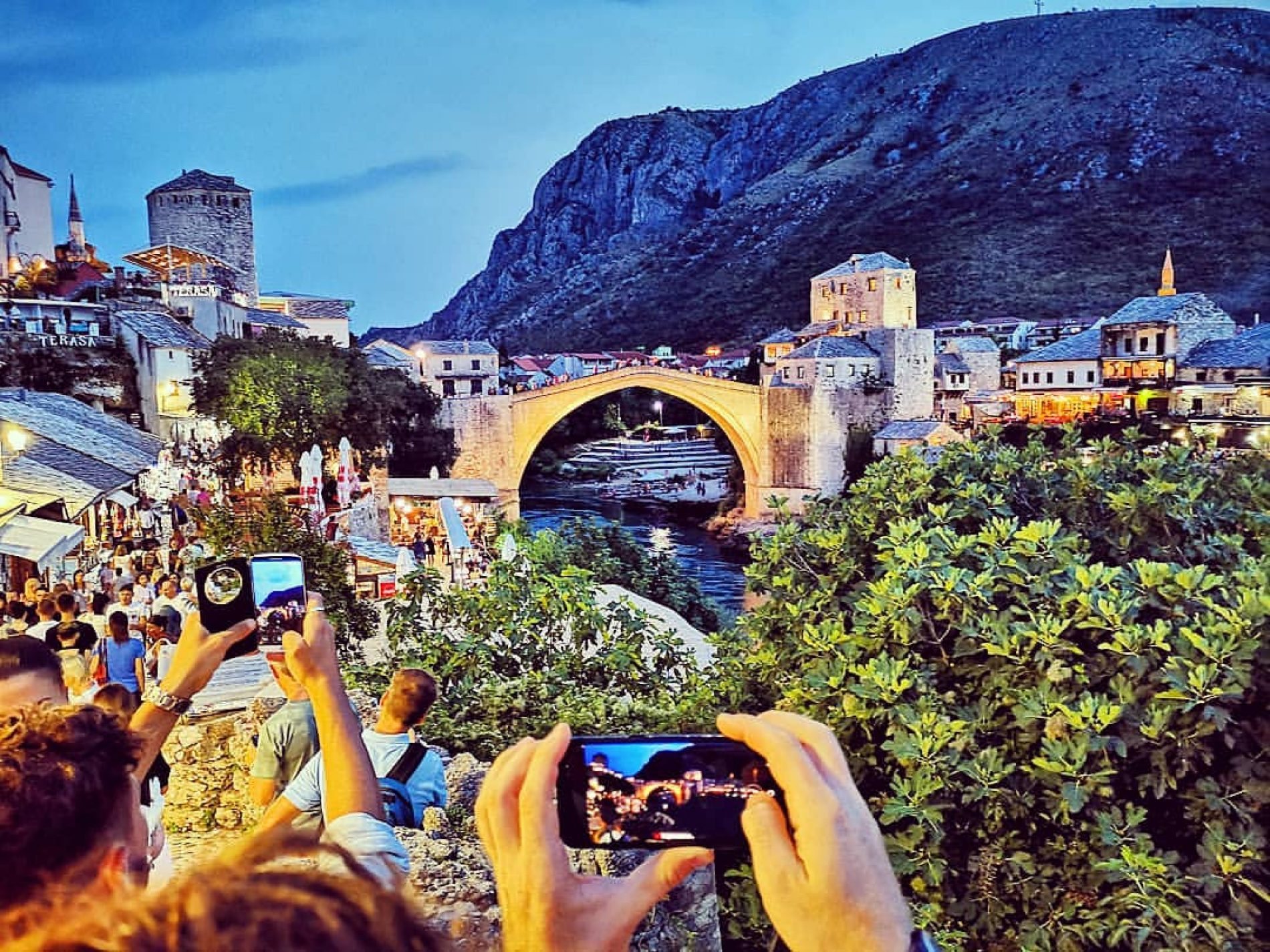Američki BuzzFeed nahvalio Mostar – 'Coolest City'