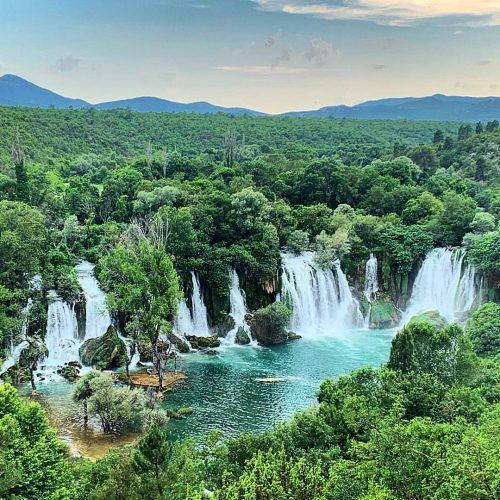 Vodopad Kravica – progresivan porast broja posjetilaca