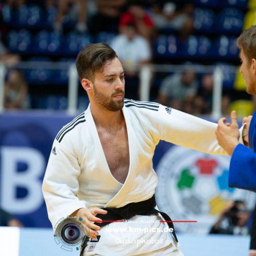 Džudo: Petar Zadro osvojio titulu evropskog univerzitetskog prvaka