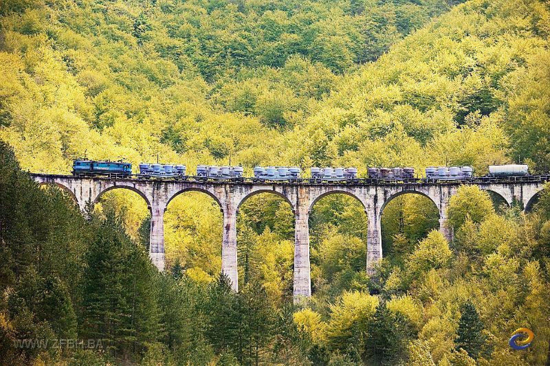 Objavljen tender za izradu Studije izvodljivosti gradnje pruge Vareš-Banovići