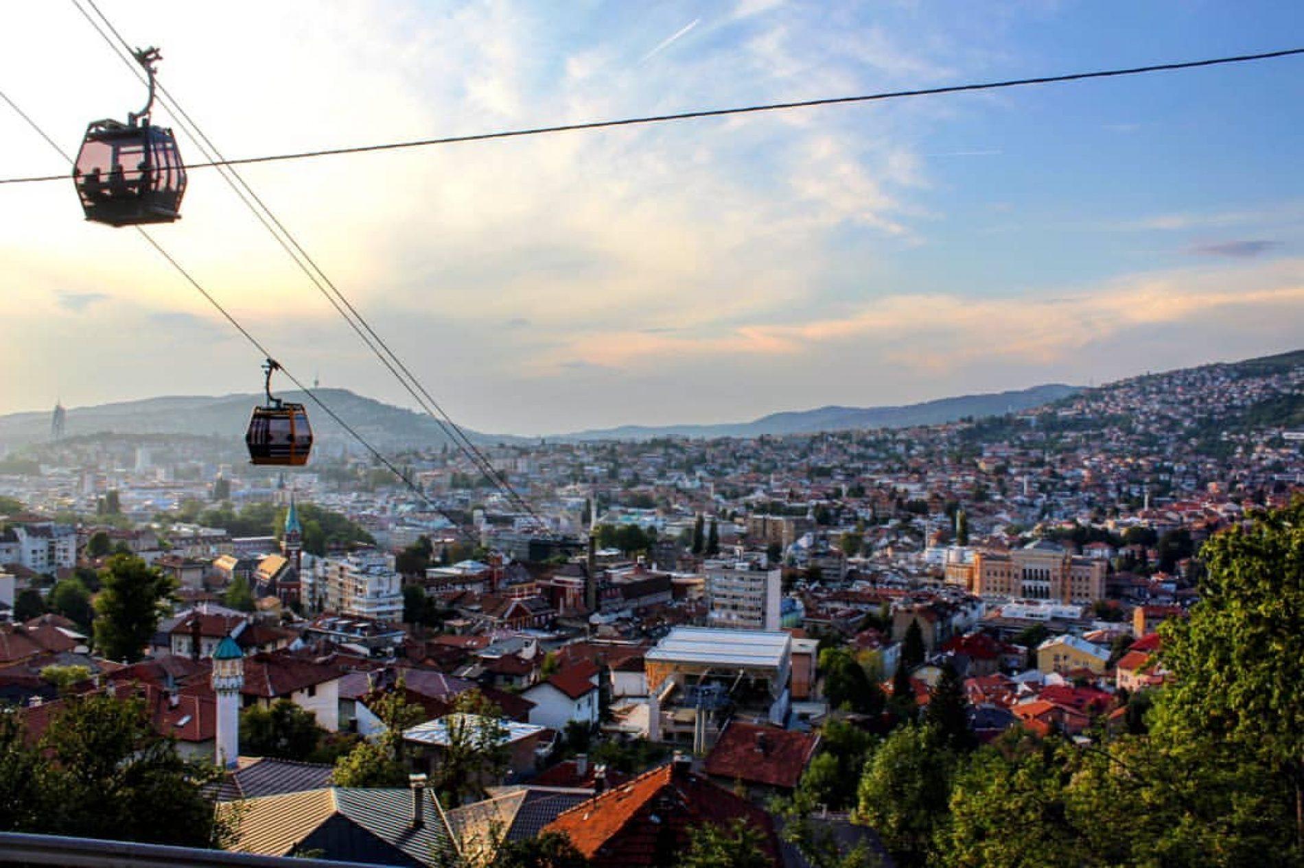 Turista u Kantonu Sarajevo više za 16,3 posto