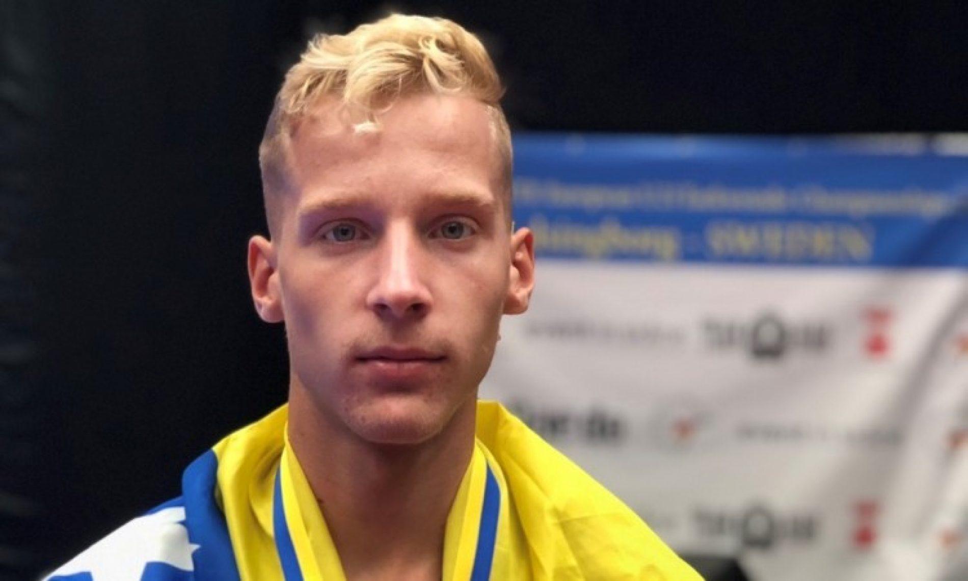 Nedžad Husić osvojio bronzanu medalju na Evropskom prvenstvu za mlađe seniore