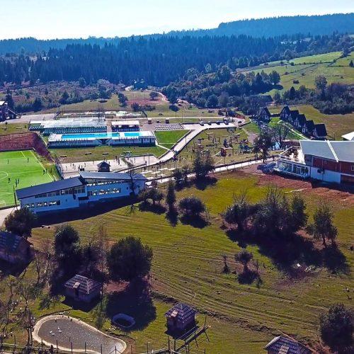 """Sportsko-rekreativni centar """"Ajdinovići"""" uskoro ponovo u funkciji"""