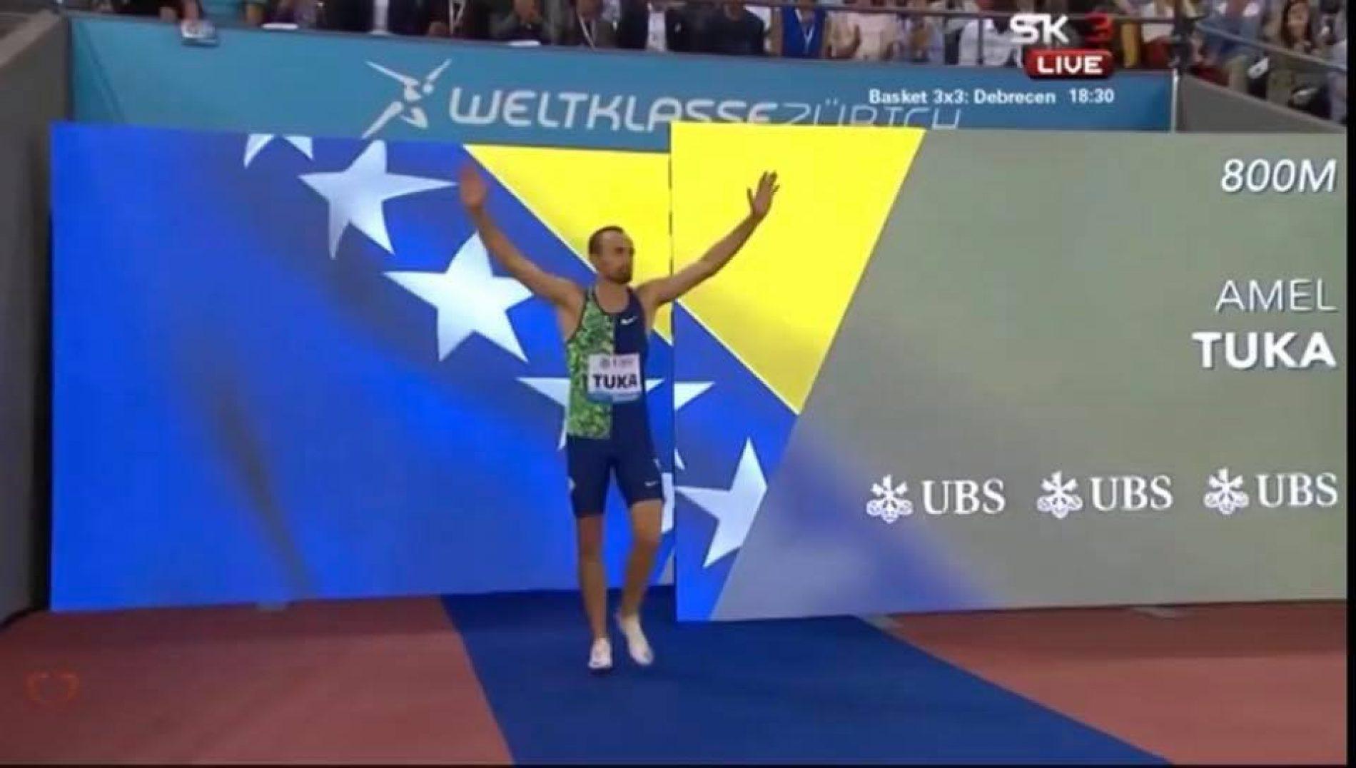 Tuka prvi u Zagrebu (VIDEO)